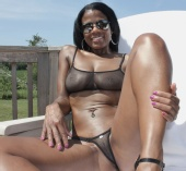 Raven Swallowz - Sheer Net Wicked Weasel
